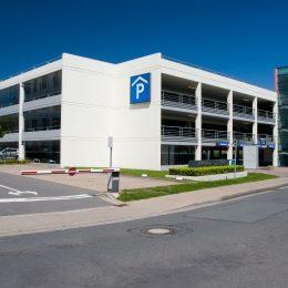 Parkhaus am Zwinger