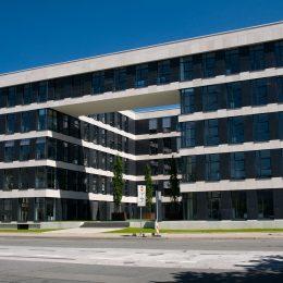 Bürohaus am Kesselbrink
